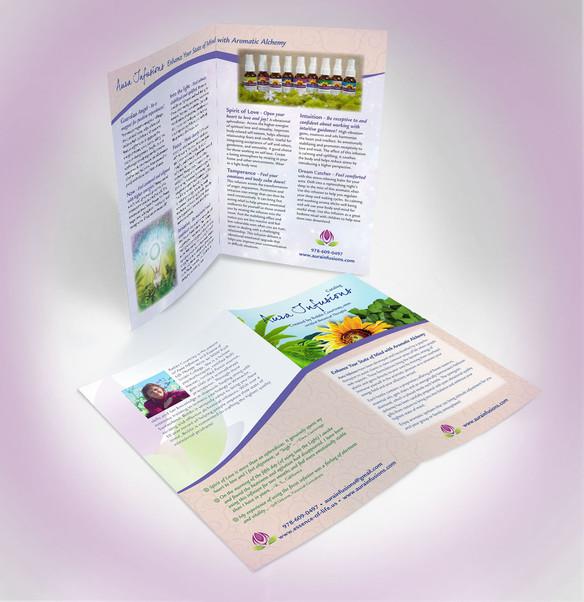 Aura Infusion product catalog