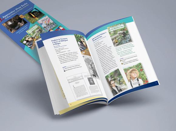 Apprentice Shop Books (ASB) Catalog