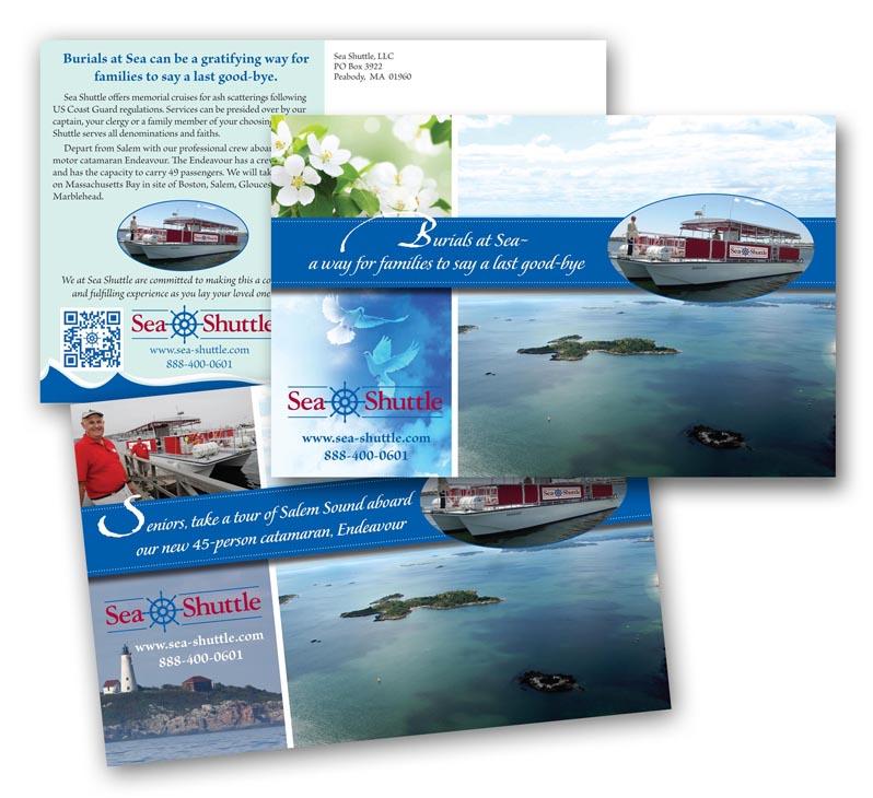 Postcard design