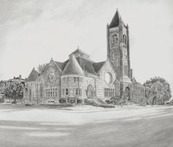 The First Church, Nashua NH