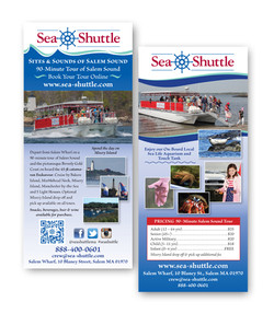 Sea Shuttle Rack card