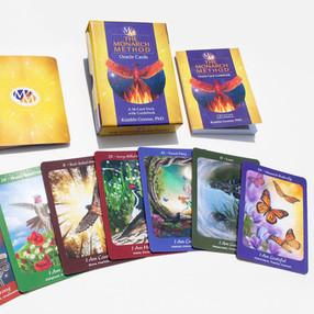 Company Branding & Book Design THE MONARCH METHOD