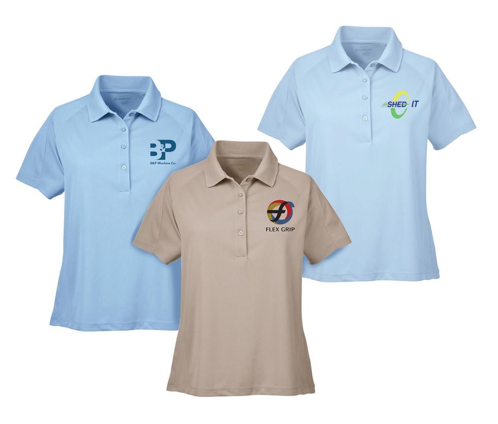 Polo shirt logo design