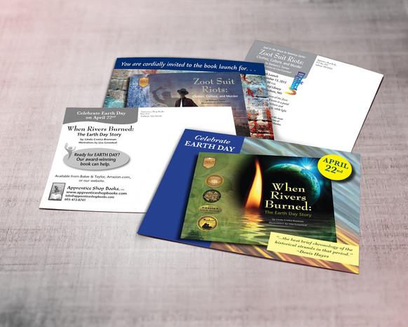 ASB postcard marketing