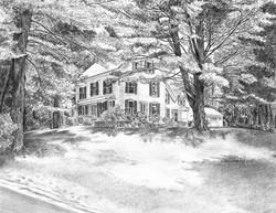 Historical home The Farmhouse c.1870