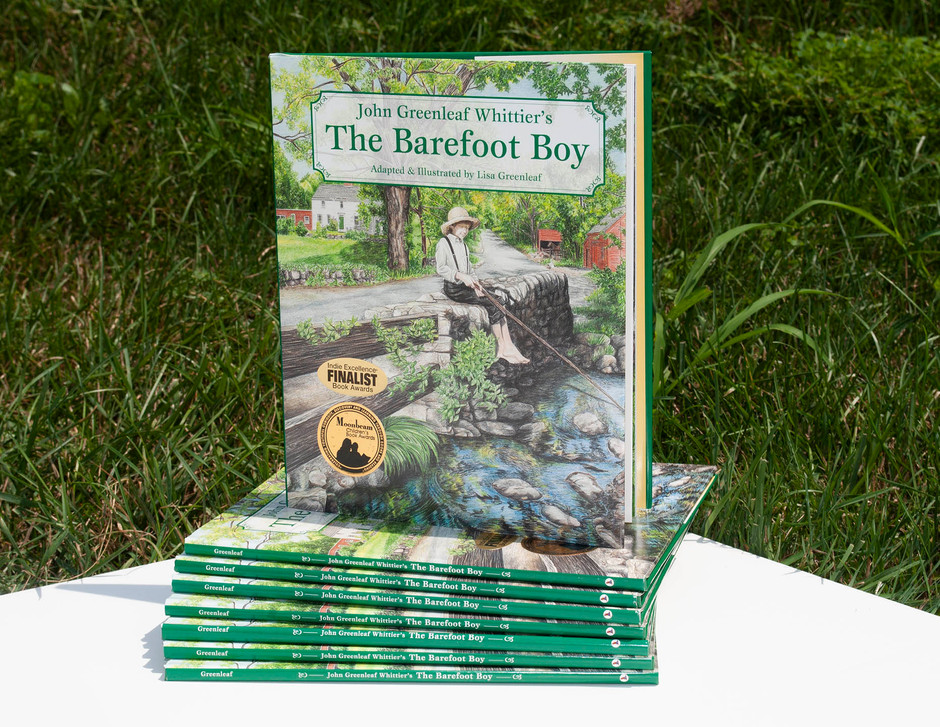 John Greenleaf Whittier's The Barefoot Boy