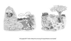 Illustrations for Running On Empty