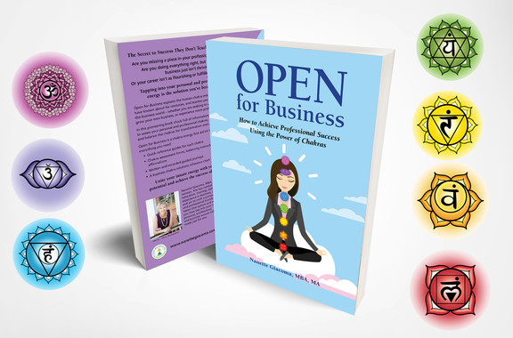 Open for Business | Cover, illustrations and interior book design