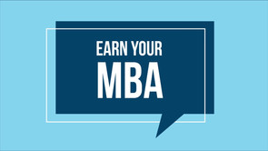 Earn your MBA for under $20K Animation