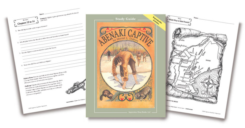 Abenaki Captive Study Guide
