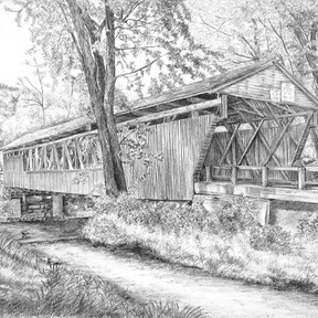 Whittier Bridge, Ossipee NH