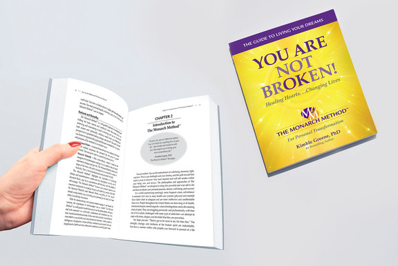 You Are Not Broken – Healing Hearts...Changing Lives