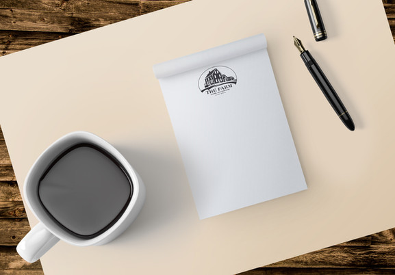 The Farm Note Pad
