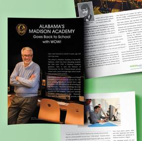Publication Design & Illustrations WOW BUSINESS