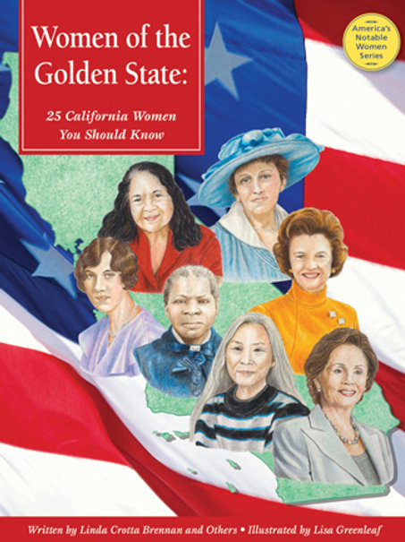 Women of the Golden State