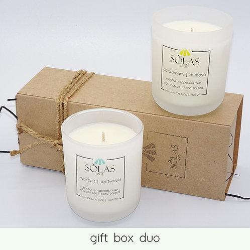 gift box duo