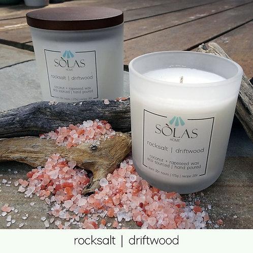rocksalt | driftwood