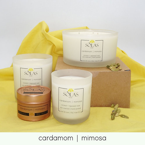 cardamom | mimosa