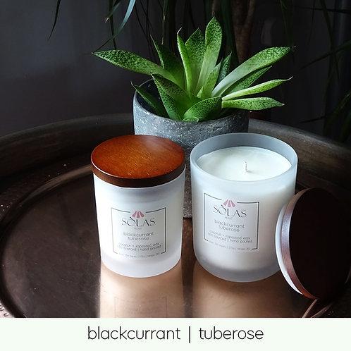 blackcurrant   tuberose