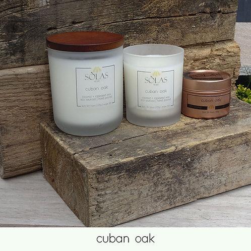 cuban oak