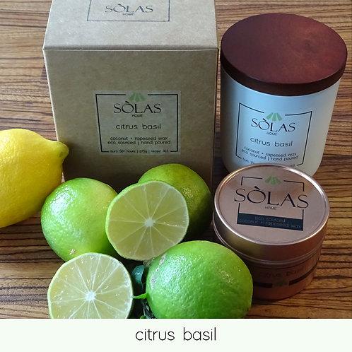 citrus basil