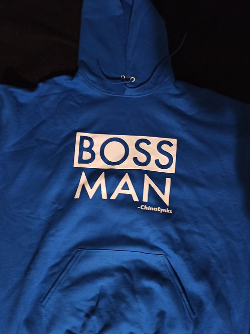 BOSS MAN HOODIES