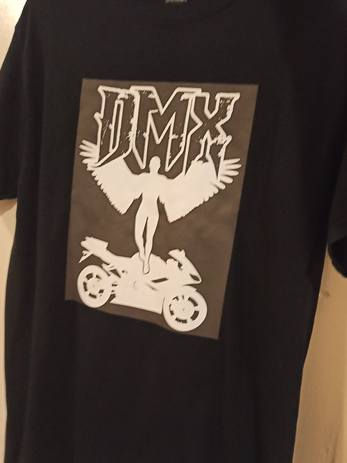 DMX SHIRT w/MOTORCYCLE