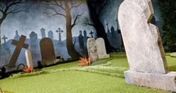 The Witching Hour; The Graveyard