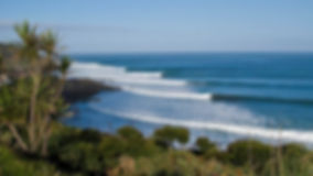 The perfect Raglan surf break