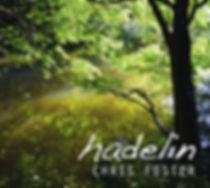 Chris Foster Hadelin English folk album cover design