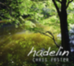 Chris Foster Hadelin English folk album 2017 cover image