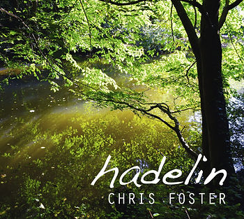 Chris Foster Hadelin English folk album cover design