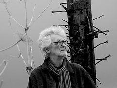 Chris Foster Hadelin English folk album portrait landscape black and white