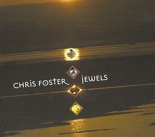 Chris Foster Jewels English folk album 2004 CD cover design