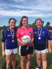Emily Naughton receives 2016 CYC Camogie Scholarship