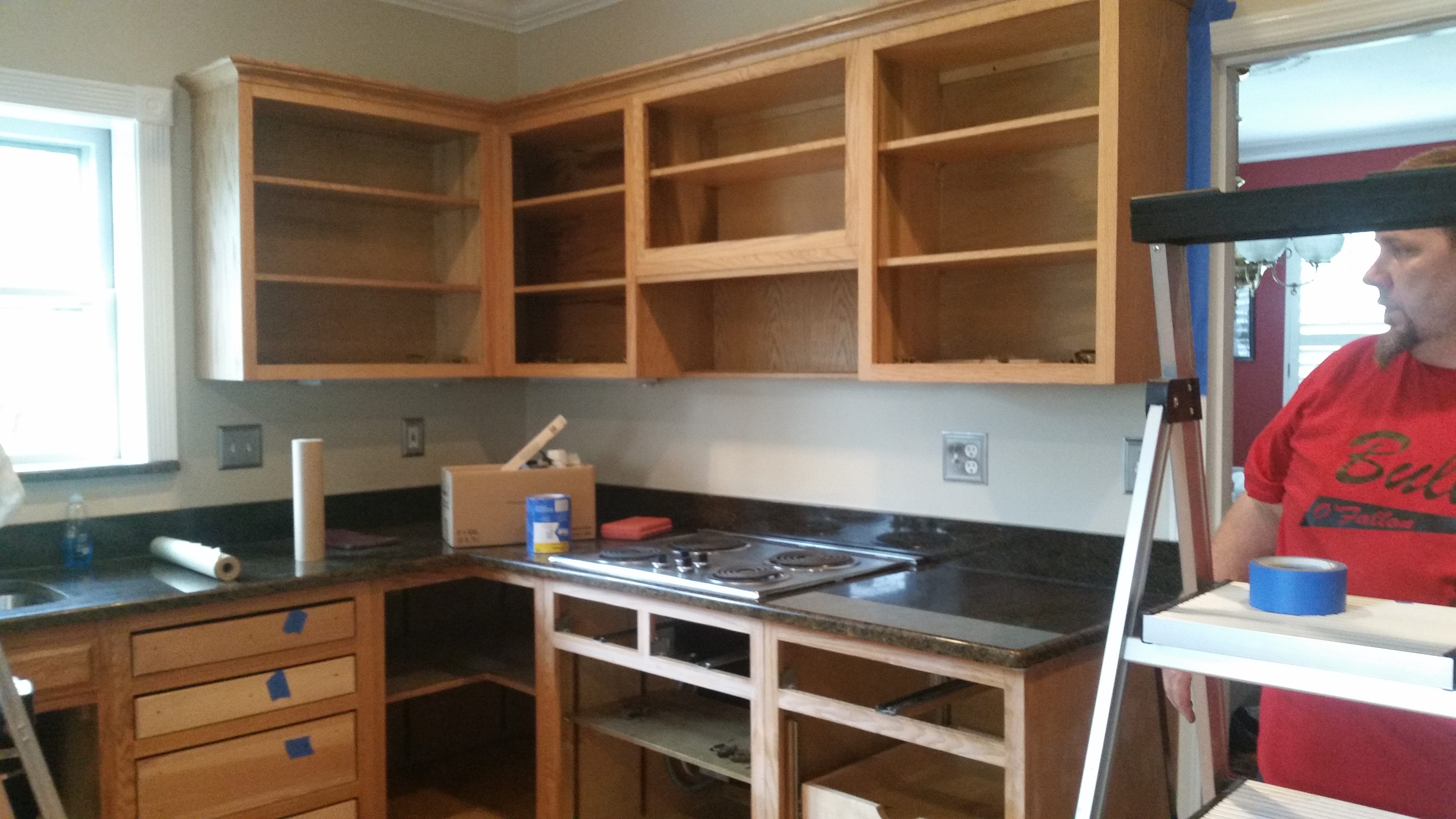 Kitchen Cabinets Ofallon Mo