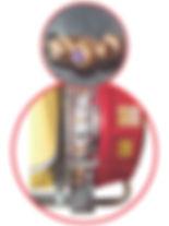 Fumigadora RoyalCondor De Tractor de Tur