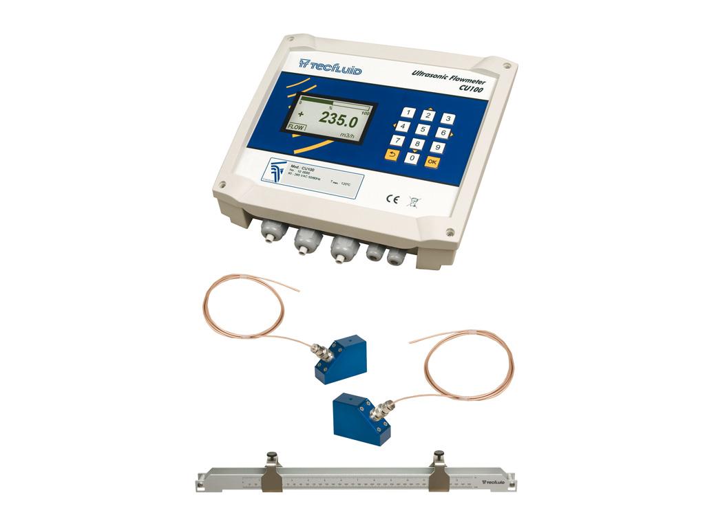 Instrumentación_Medidor_de_caudal_ultrasónico