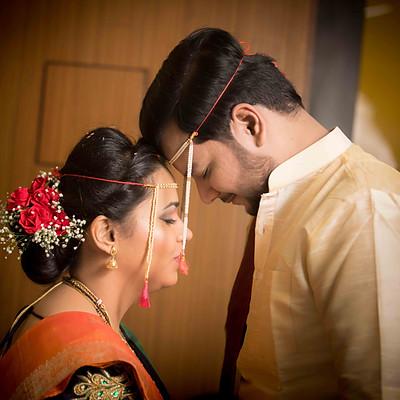 Mahesh & Vrishali