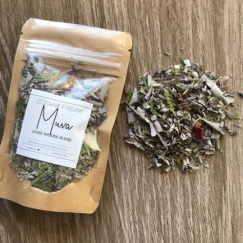 Muva - Loose White Sage Smudging Blend