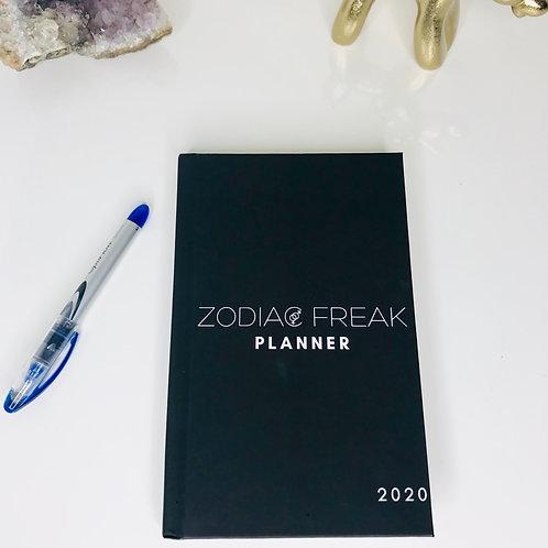 Zodiac Freak Planner 2020