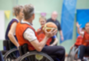 York Sharks - Wheelchair Basketball, 201