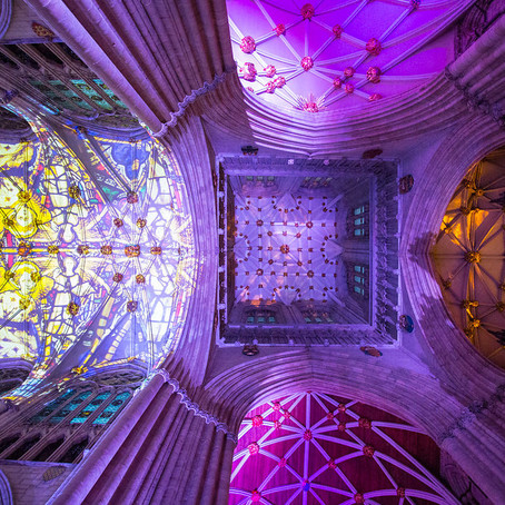 See York Minster in a different light this autumn as the awe-inspiring Northern Lights returns