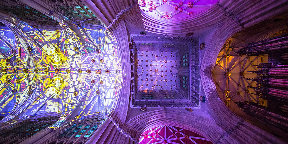 Northern Lights at York Minster: 30 Discounted Tickets for Guild Members