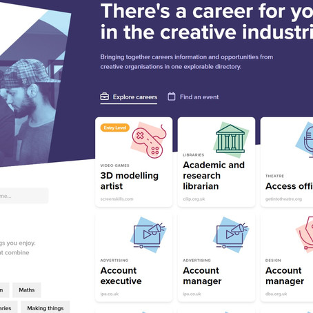 Discover! Creative Careers