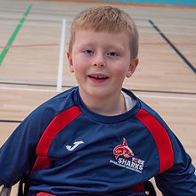 Riley, York Sharks Team member (square).