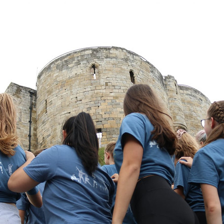 iMOVE - A multidisciplinary outdoor dance performance at Clifford's Tower: Sunday 29th Sept 2019