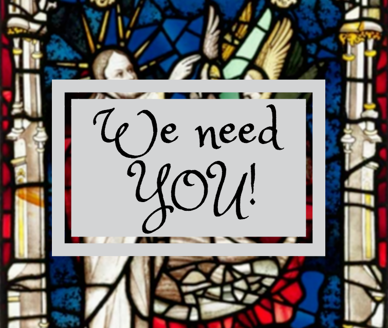 York Mystery Plays - We Need You