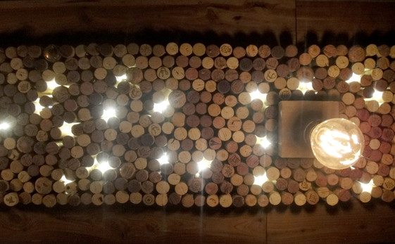 Swirlery Wine Bar Light Fixture