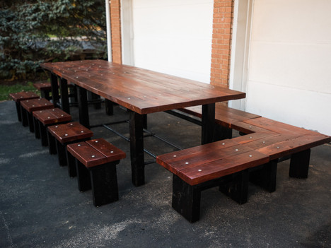 Hearty Table for Hearty Gatherings